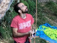 Gonzalo Larrocha escalador