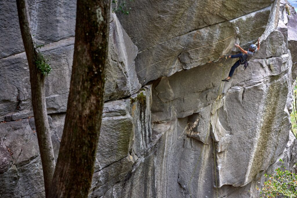 Jacopo Larcher escalador