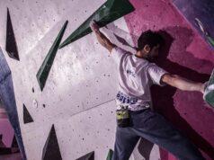 Sergio Pastor escalador