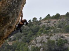Angie Scarth-Johnson en Margalef