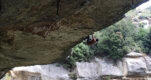 Sebastián Rodríguez escalador de Uruguay