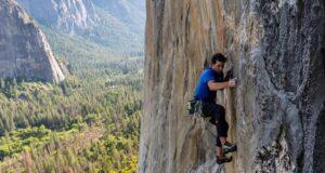 Alex Honnold en El Capitan
