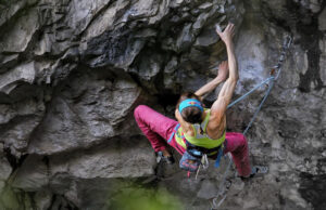 Angy Eiter en 'Pure Dreaming' 9a