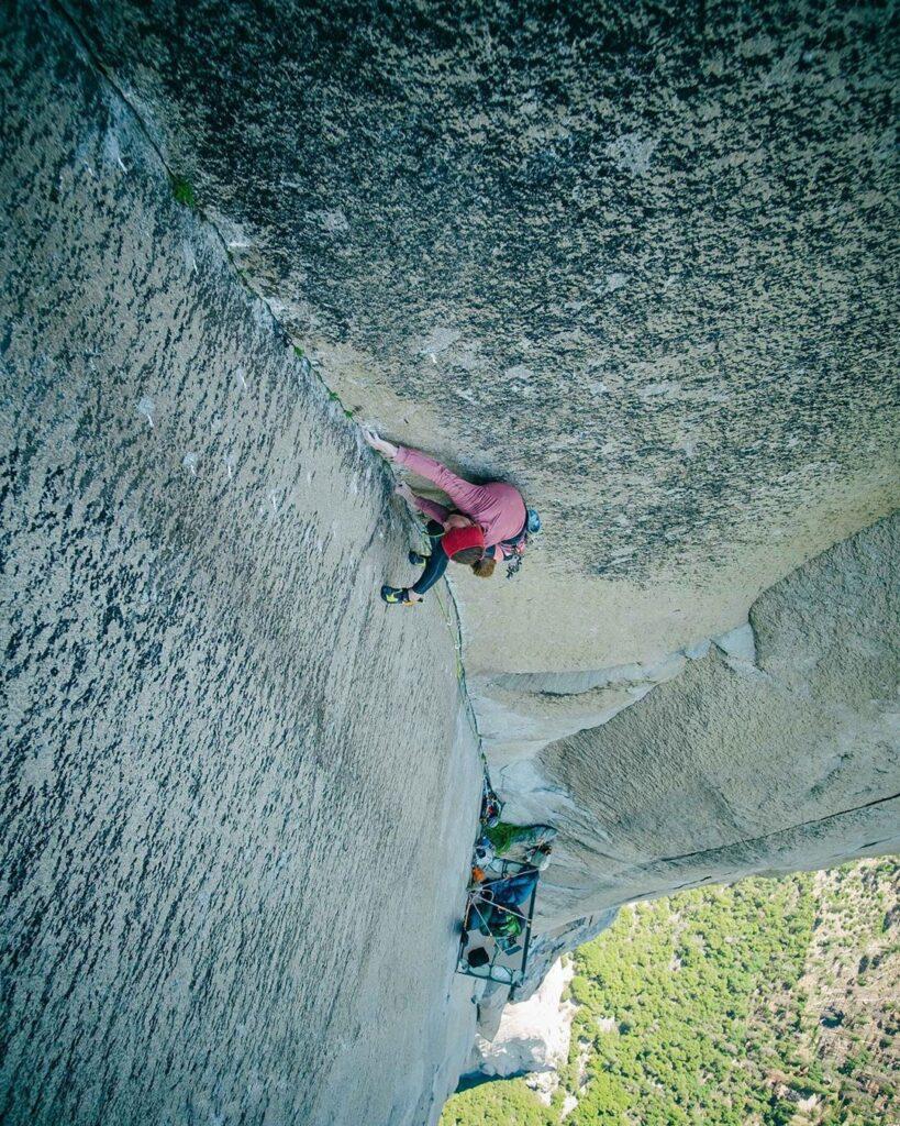 Babsi Zangerl en PreMuir Wall