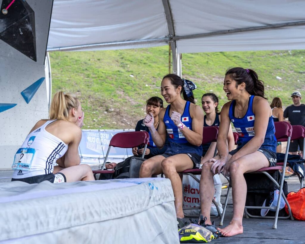 Janja Garnbret ganadora Copa del Mundo de Boulder 2019