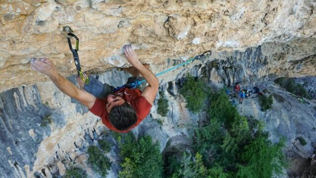 Jonatan Flor en 'No Pain No Gain' 9a+