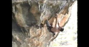 Fotograma de la película de escalada Sur