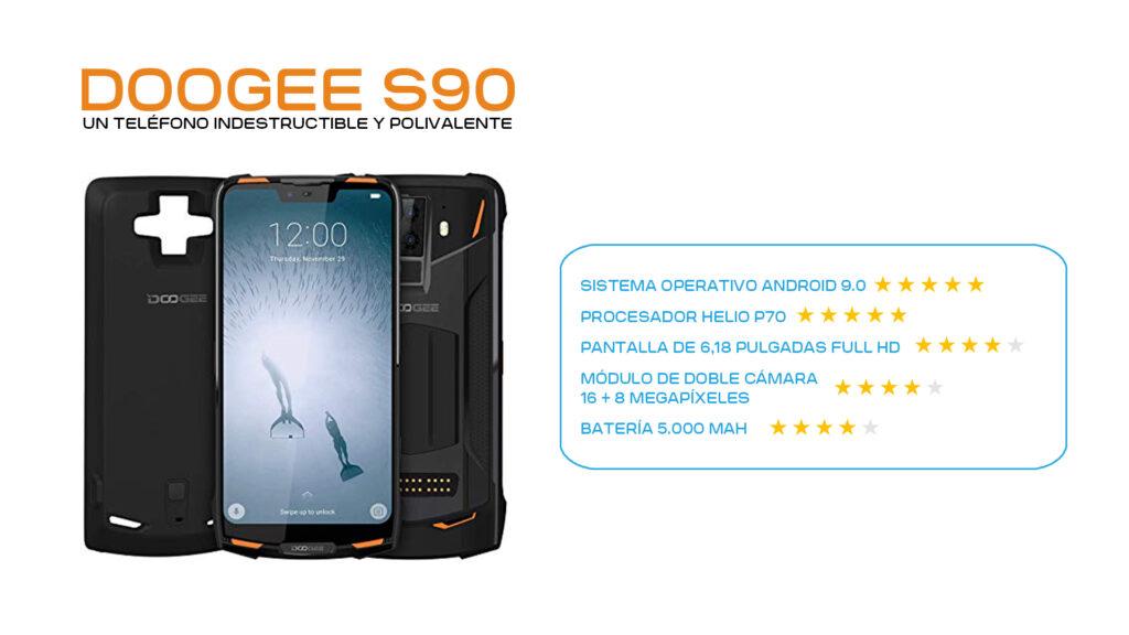 valoración Doogee S90