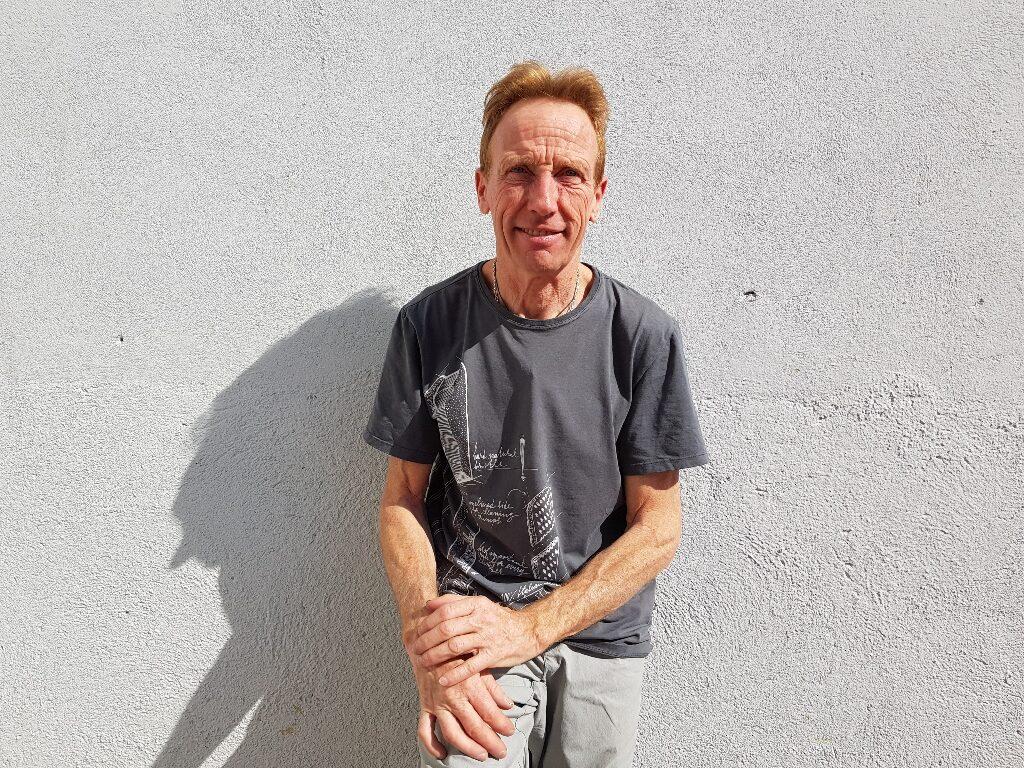 Jacky Godoffe en la Sala Batec