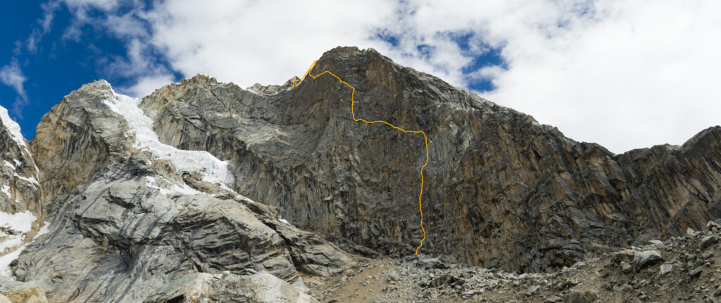 Reseña de 'Andean Kingdom' (800m 7a+)