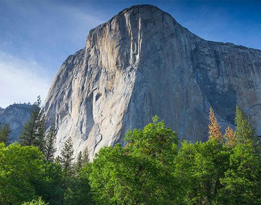 El Capitan, big wall en Yosemite