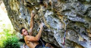 Jonatan Flor en Ali Hulk Extension Total 9a+