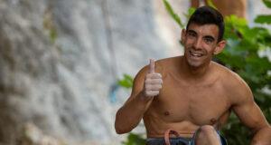 Jorge-Díaz Rullo escalador