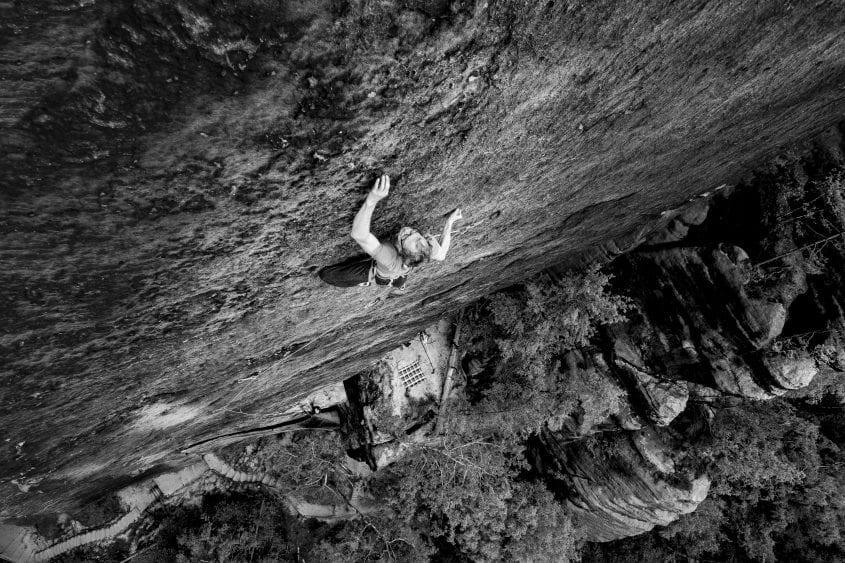 Robert Leistner escalador alemán