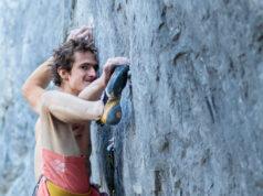 Adam Ondra en 'Disbelief' 9b