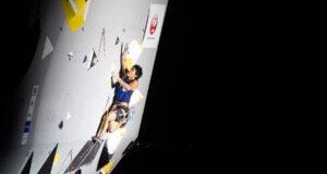 Tomoa Narasaki compitiendo en Hachioji