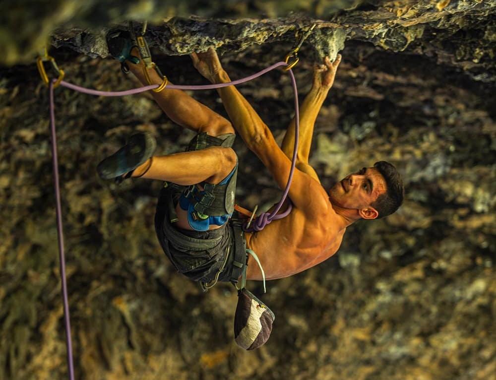 Jorge Díaz-Rullo en la Cueva de Alí Babá