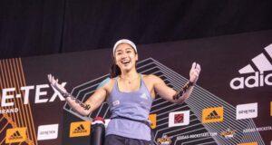 Miho Nonaka en el Adidas Rockstars 2018