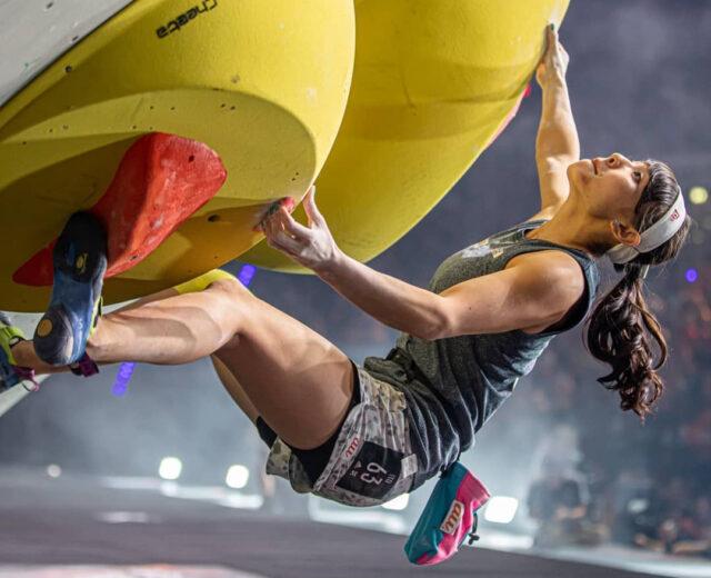 Futaba Ito en Adidas Rockstars 2019