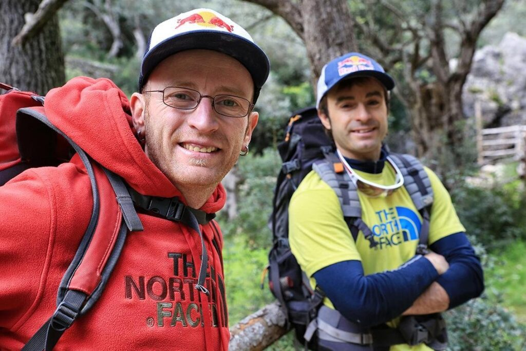 Iker y Eneko Pou en Mallorca