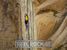Nina Williams protagonista en Reel Rock 14