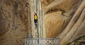 Nina Williams protagonista en Reel Rock 14