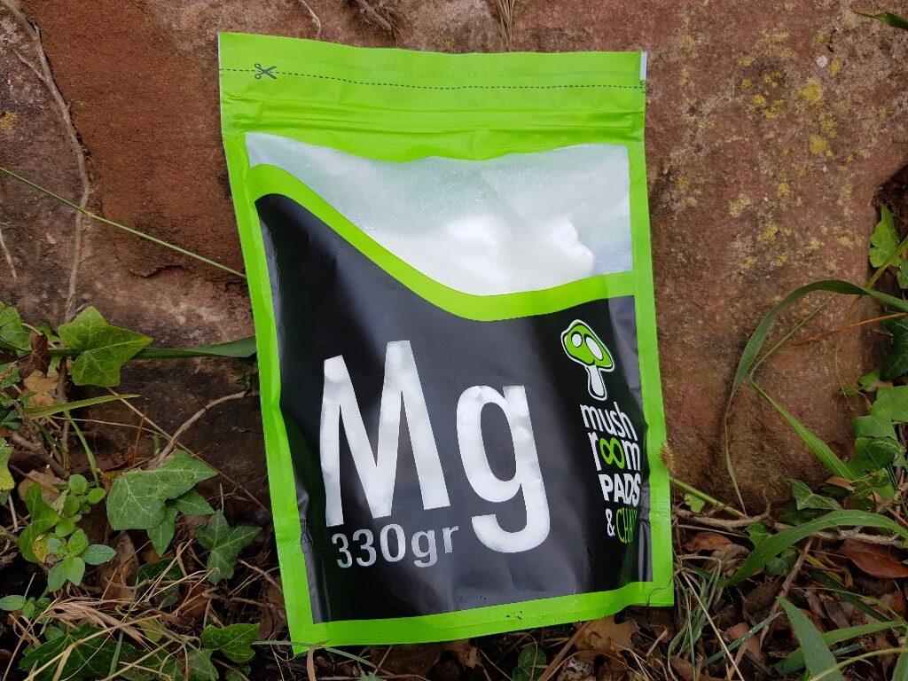 Mg Mushroom