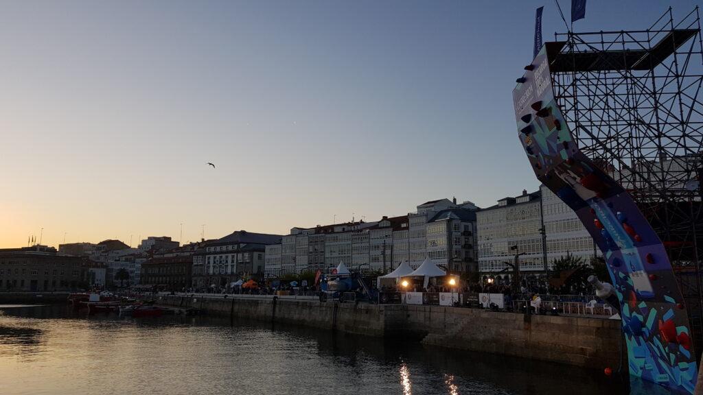 escenario Psicoblock Master Series A Coruña 2019