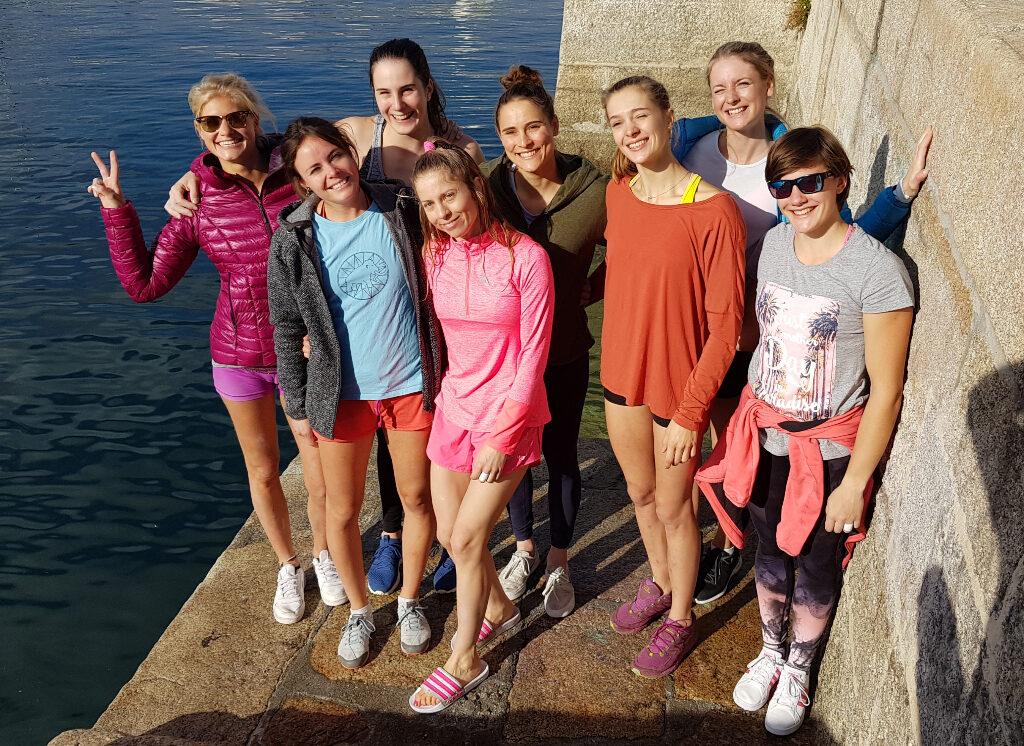 equipo femenino Psicoblock Master Series A Coruña 2019