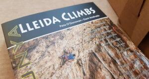 Tercera edición de la guía de escalada Lleida Climbs