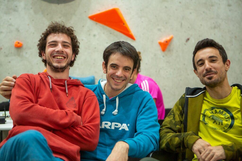 equipadores del Campeonato de España de Escalada 2019