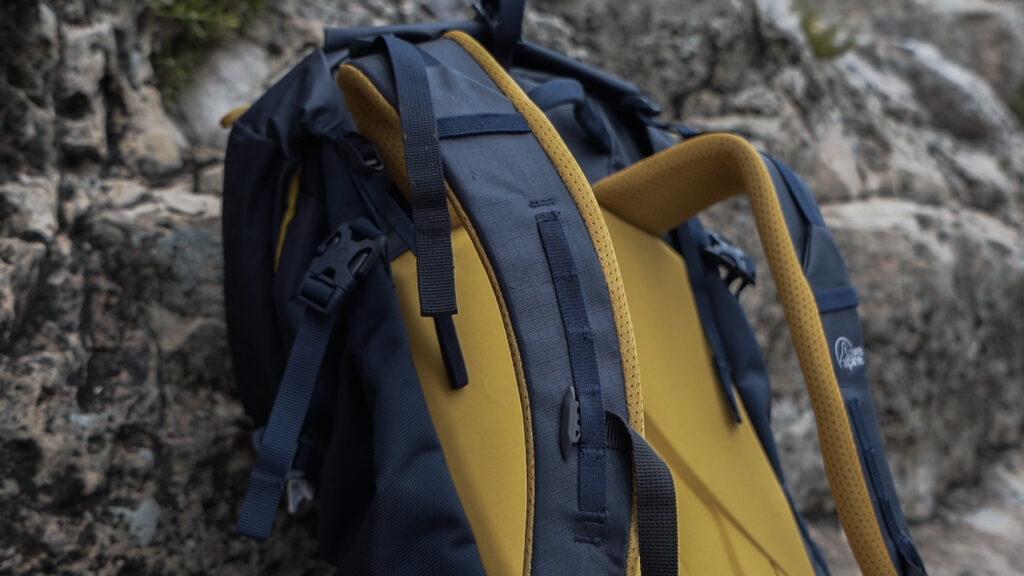 espalda mochila Lowe Alpine Halcyon 45:50