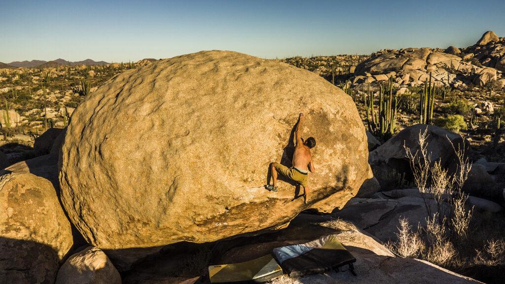 Boulder en México