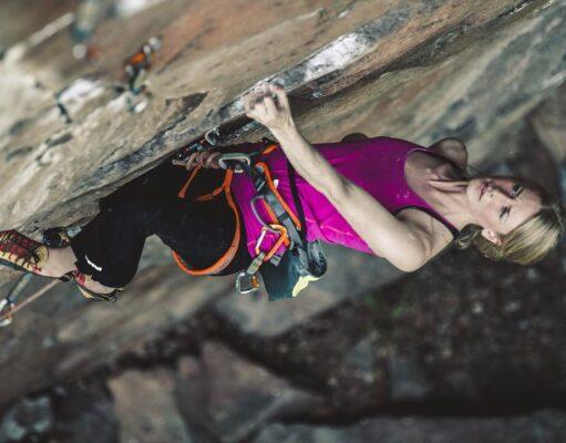 Matilda Söderlund escaladora sueca