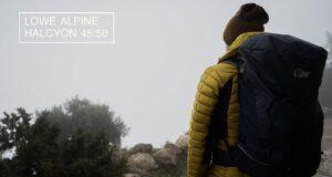 mochila Lowe Alpine Halcyon 45:50