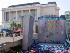 Copa del Mundo de Escalada en Xiamen