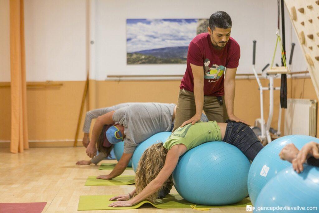Pablo Scorza fisioterapeuta