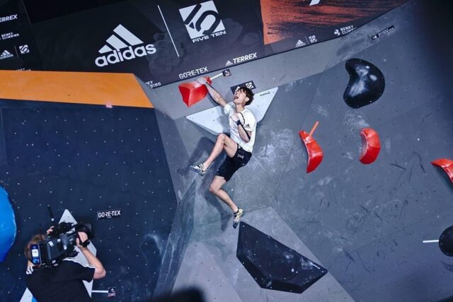 Jongwon Chon en el Adidas Rockstars