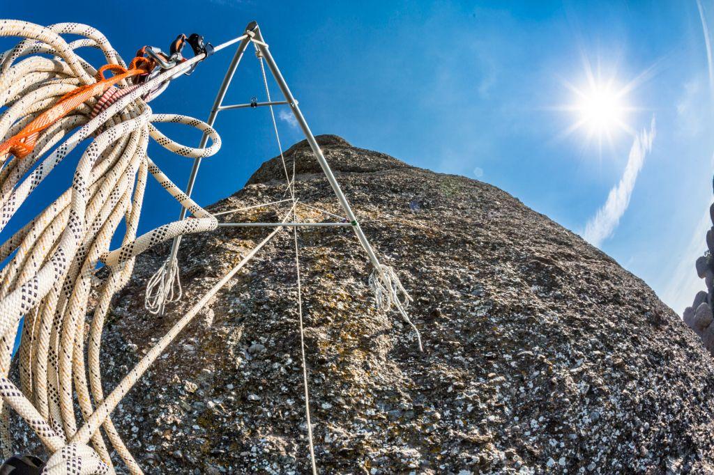Inventos para fotografía de escalada