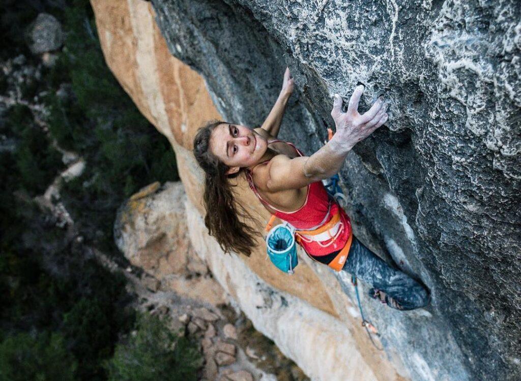 Margo Hayes en La Rambla