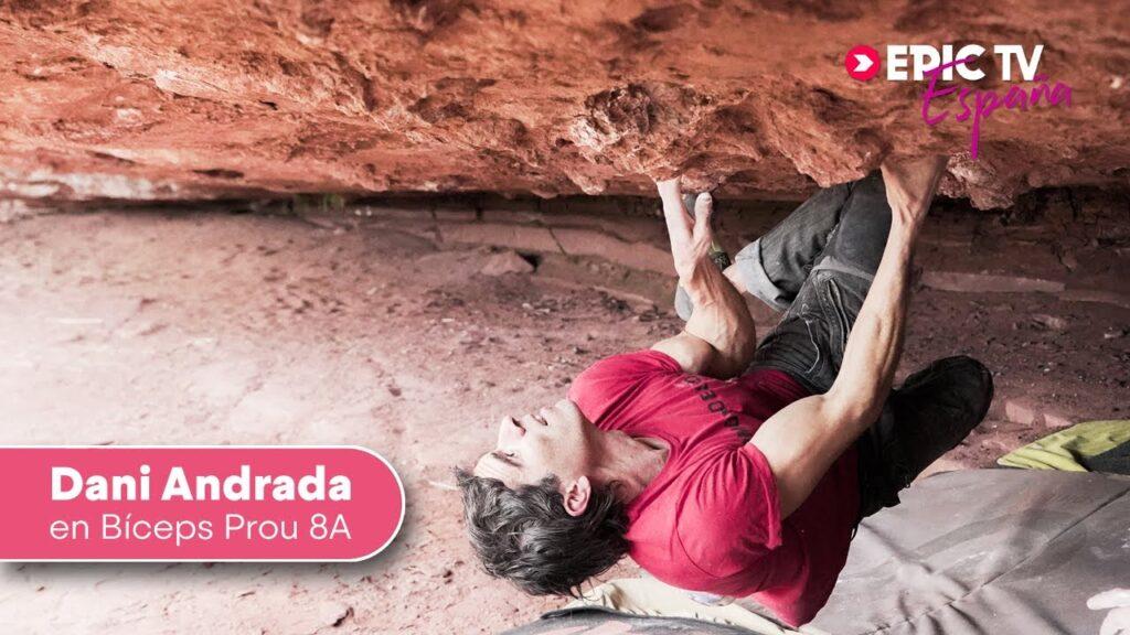 Dani Andrada en Biceps Prou 8A