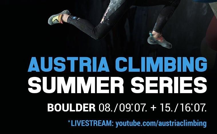 Austria Climbing Summer Series 2020
