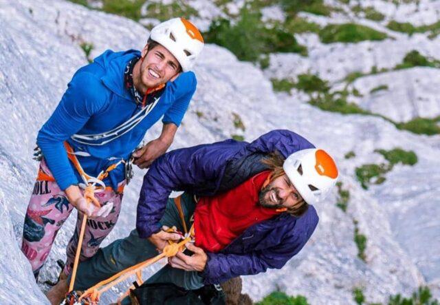Sébastien Berthe y Nico Favresse