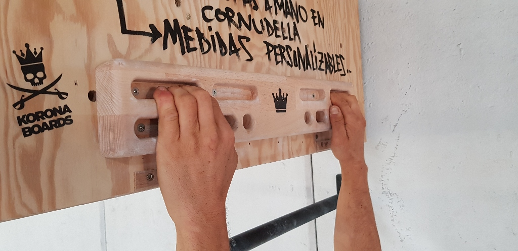 Korona Boards en Cornudella de Montsant