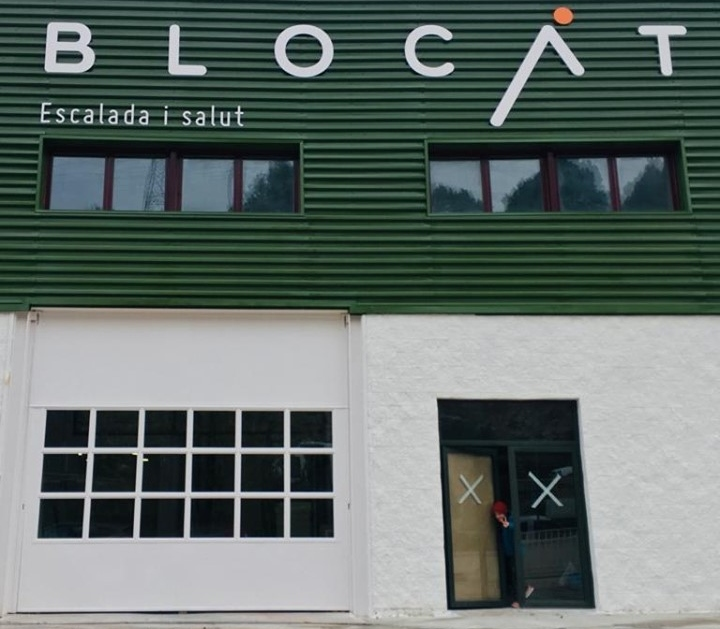 exterior de Blocat