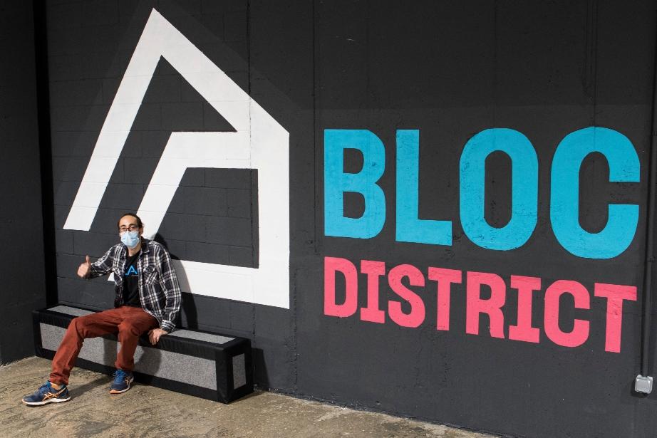 Víctor Esteller en Bloc District