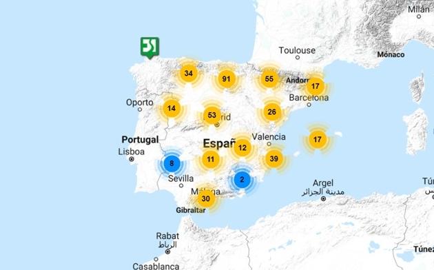 Regulaciones a la escalada en España