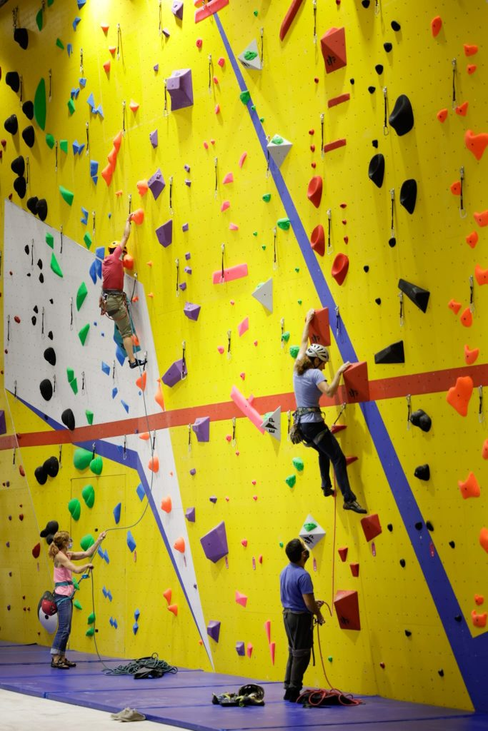 Climbat X-Madrid ampliación