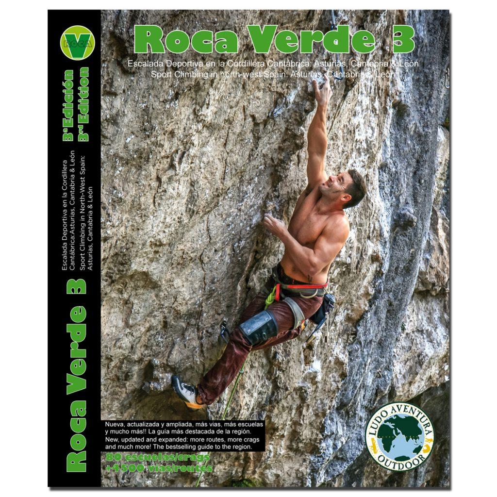 guía de escalada Roca Verde 3