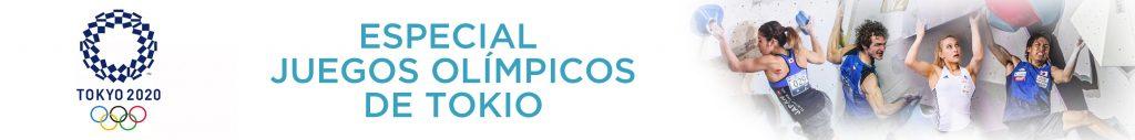 noticias escalada Juegos Olímpicos Tokio 2020